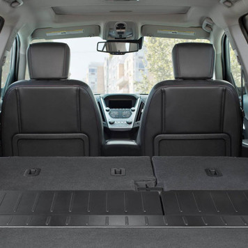 2017 Chevy Equinox Space