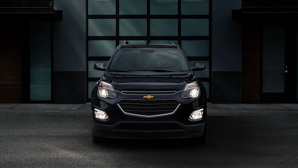2017 Chevy Equinox Headlights