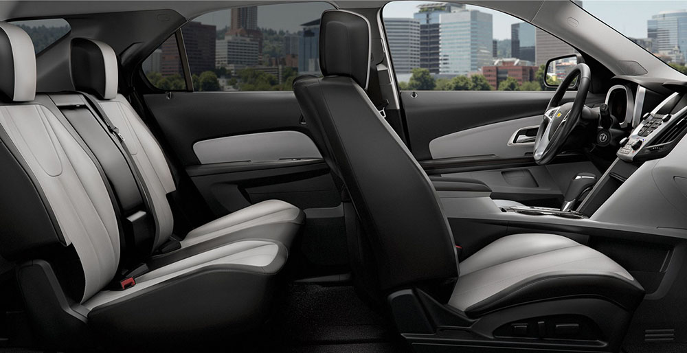 2017 Chevy Equinox Seats
