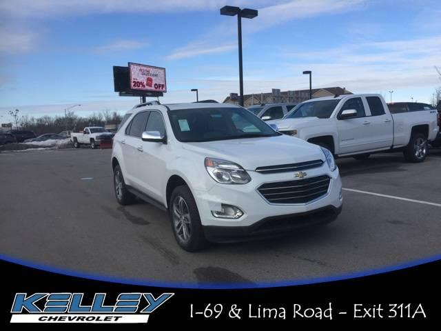 Up to $6,656 off 2017 Chevrolet Equinox