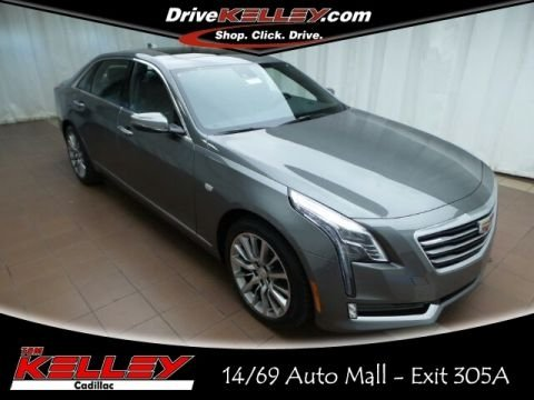 2017 Cadillac CT6 Luxury Lease Special