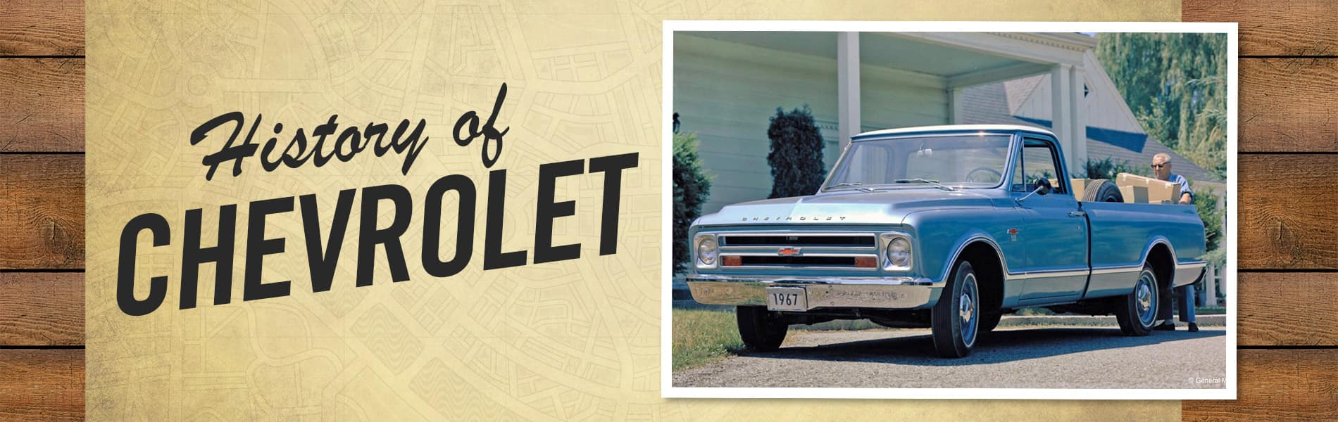 History of Chevrolet | Fort Wayne, IN