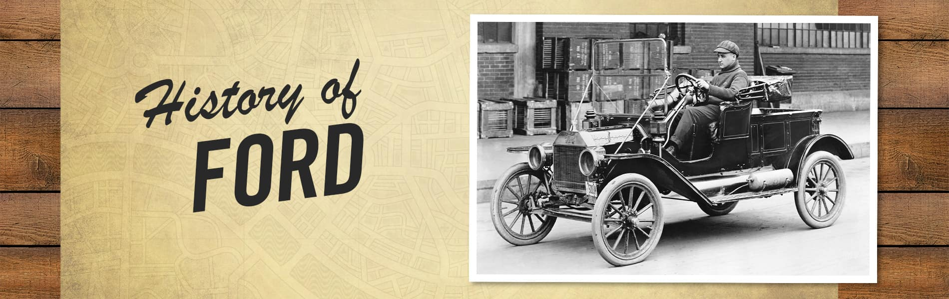 History of Ford | Fort Wayne, IN