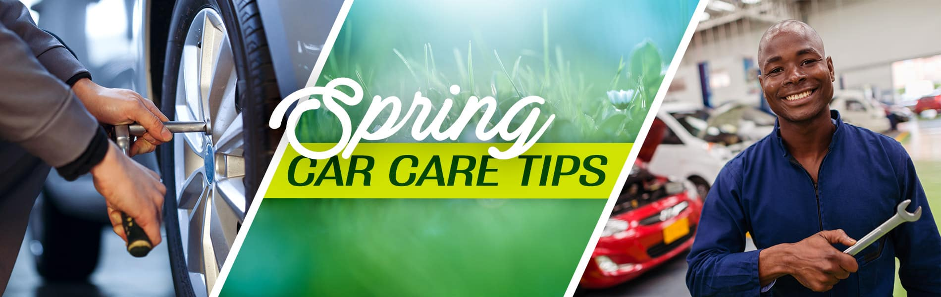 Spring Car Cleaning
