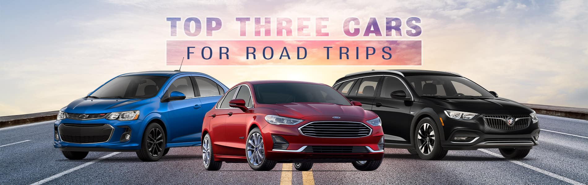 Top Three Cars for Road Trips | Fort Wayne, IN