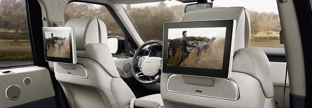 Land Rover Range Rover Technology