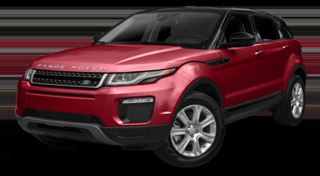 2017 Range Rover Evoque Compare