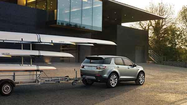 2018 Land Rover Discovery Sport Towing Capabilities