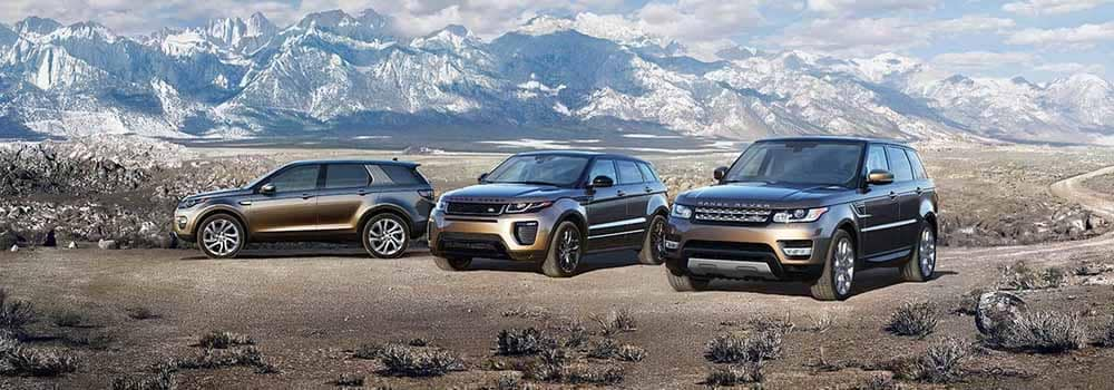 Land Rover Certified Models