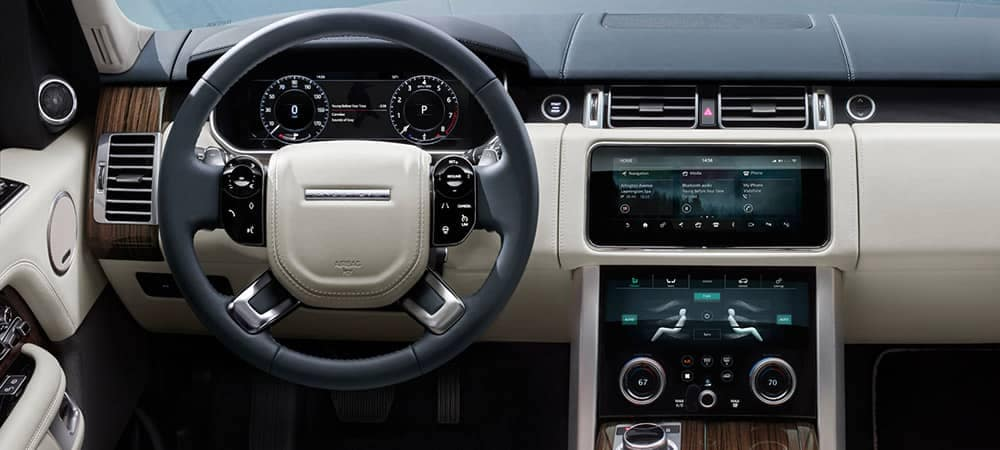2019 Land Rover Range Rover Technology Features