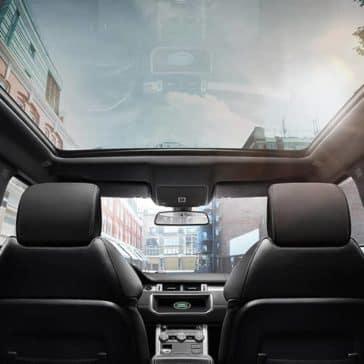 2019 Land Rover Range Rover Evoque Interior Features