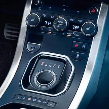 2019 Range Rover Evoque Interior Features