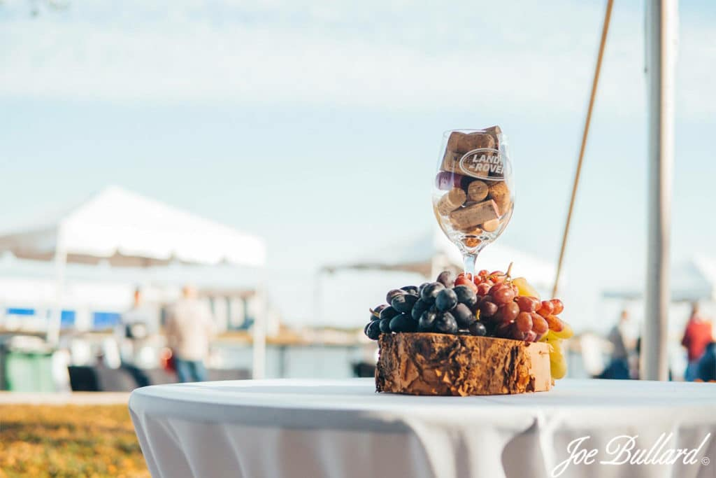land rover wine on the river 2017 gallery
