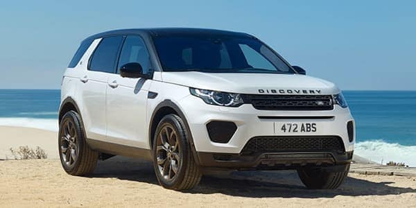 2019 Land Rover Discovery Sport Landmark Edition