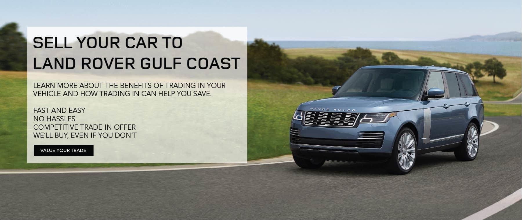 Gulf Coast_Land Rover – Value Your Trade