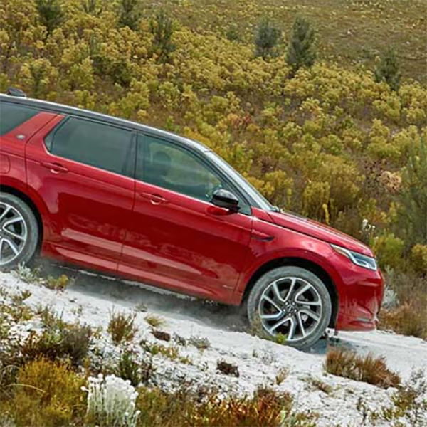 2021 Land Rover Ext3