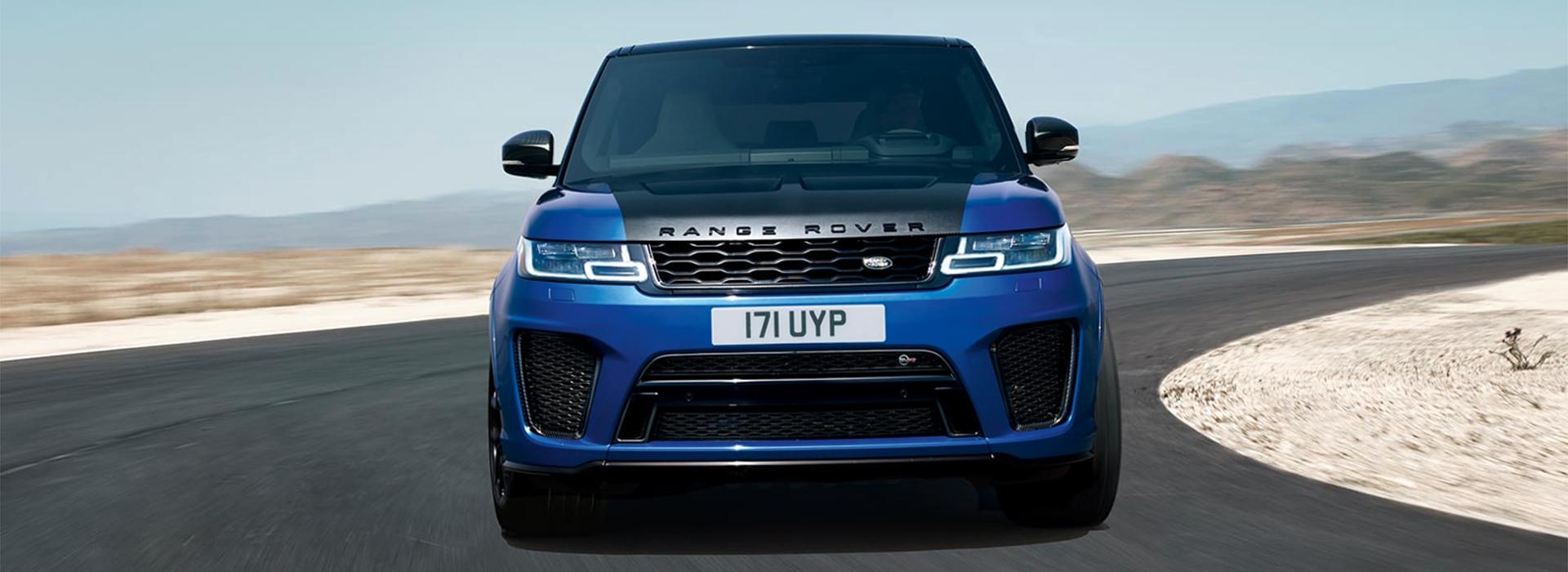 2021 Range Rover Sport Hero