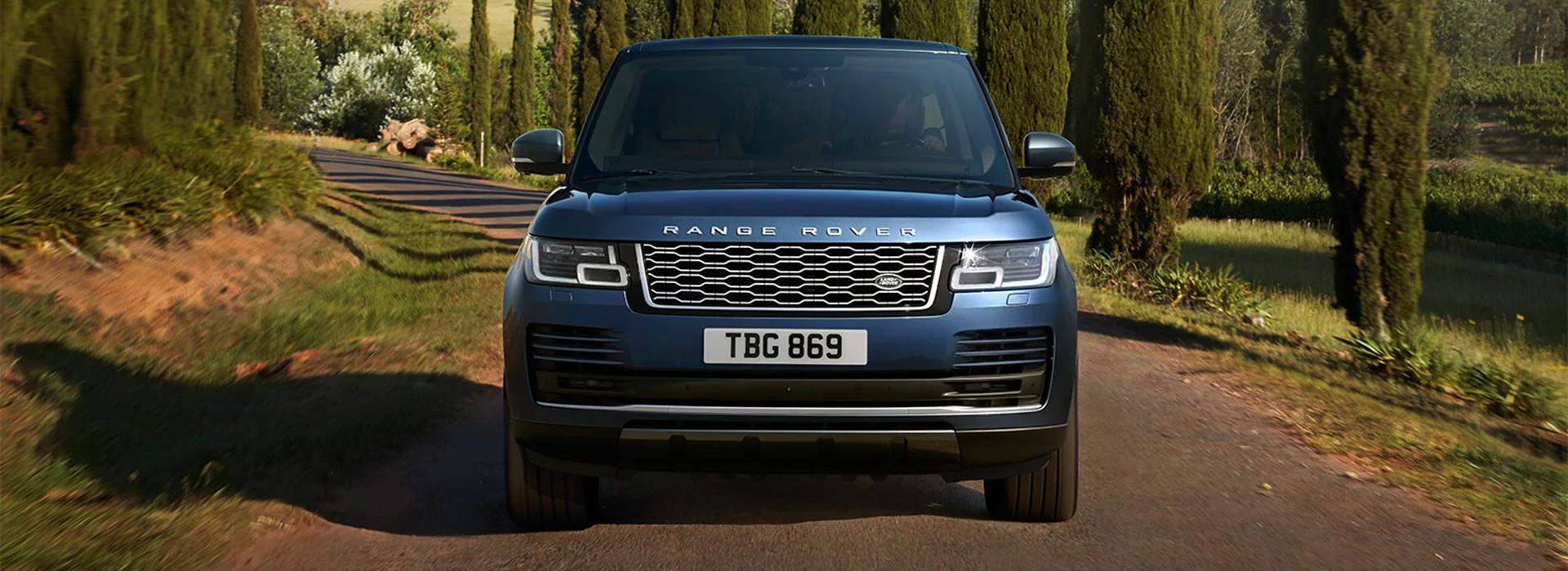 Range Rover Hero