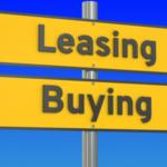 Lease vs buy analysis