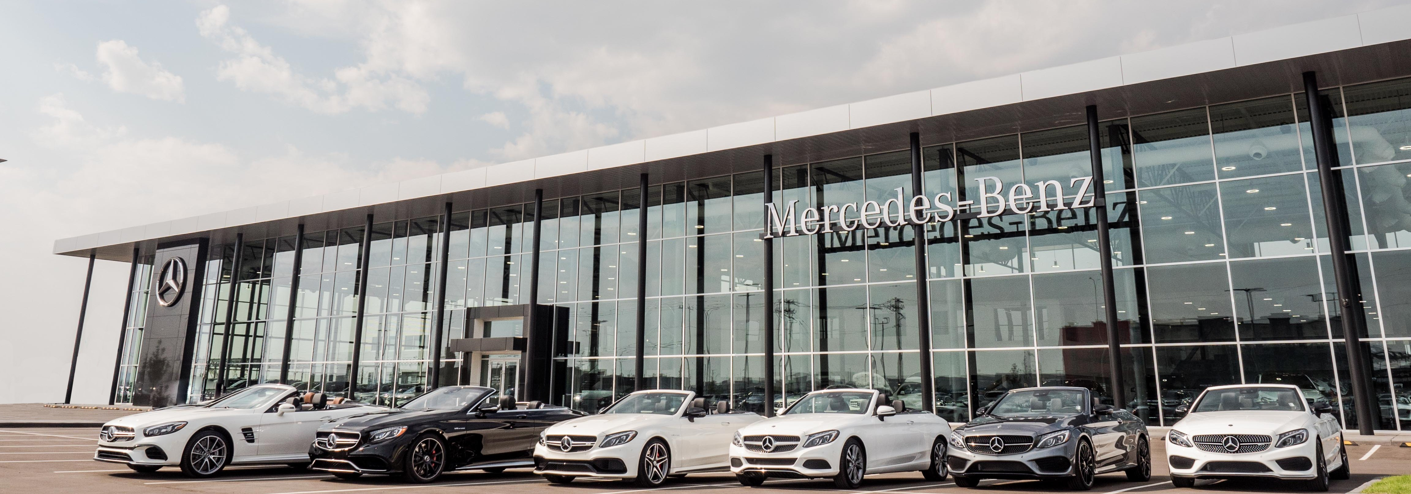 Used Mercedes Benz Specials In Calgary Mercedes Benz