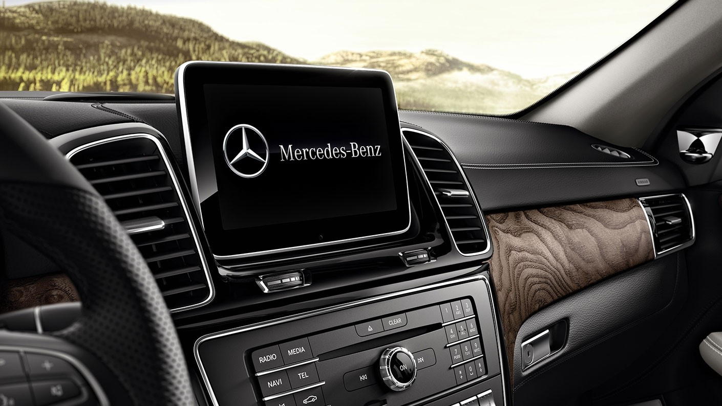 Country Hills Mercedes Style Tech GLE Hybrids