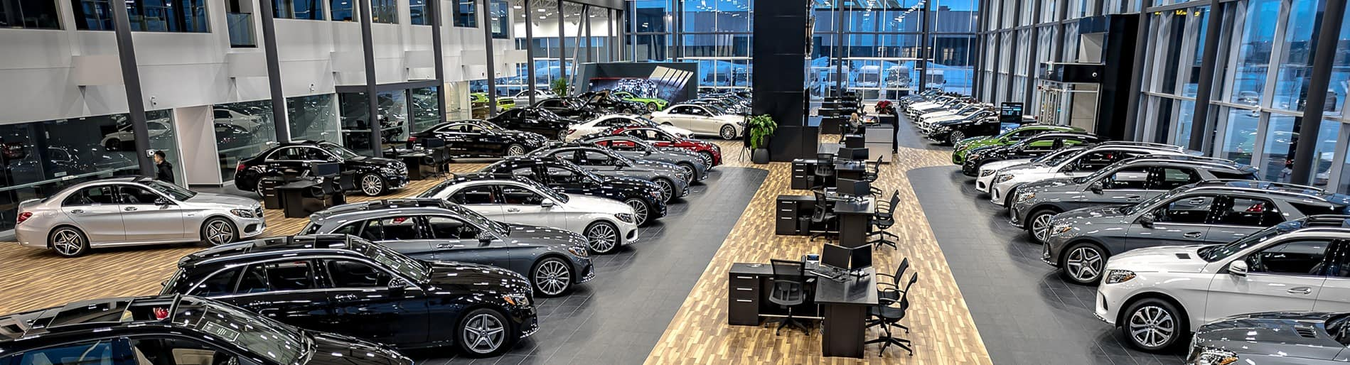 Mercedes-Benz Country Hills Calgary, AB
