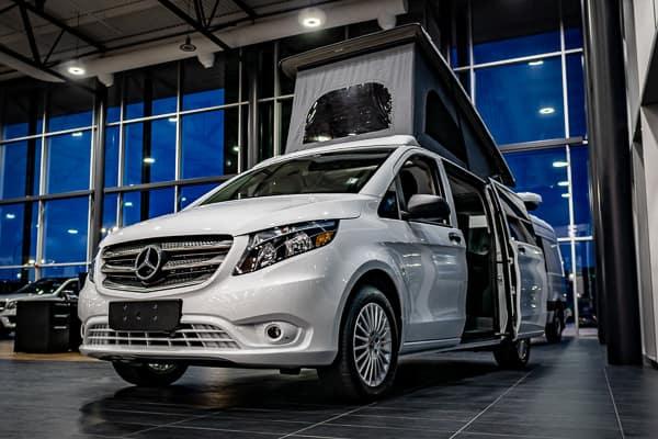 2019 Metris Camper Van | Dealer Exclusive