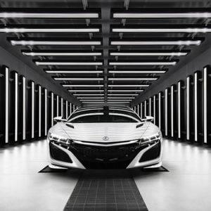 NSX Front View