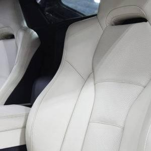 NSX-Interior Seating