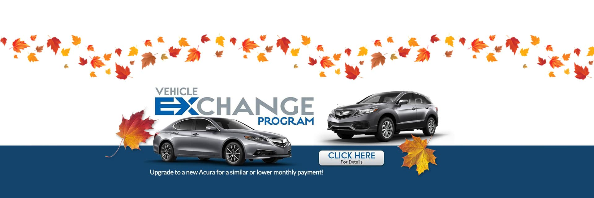 vehicle exchange program