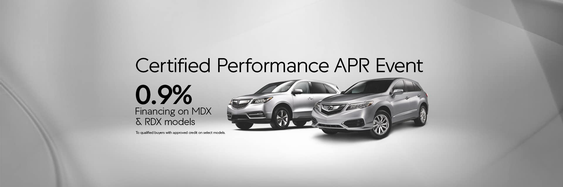 Certified Performance APR Event