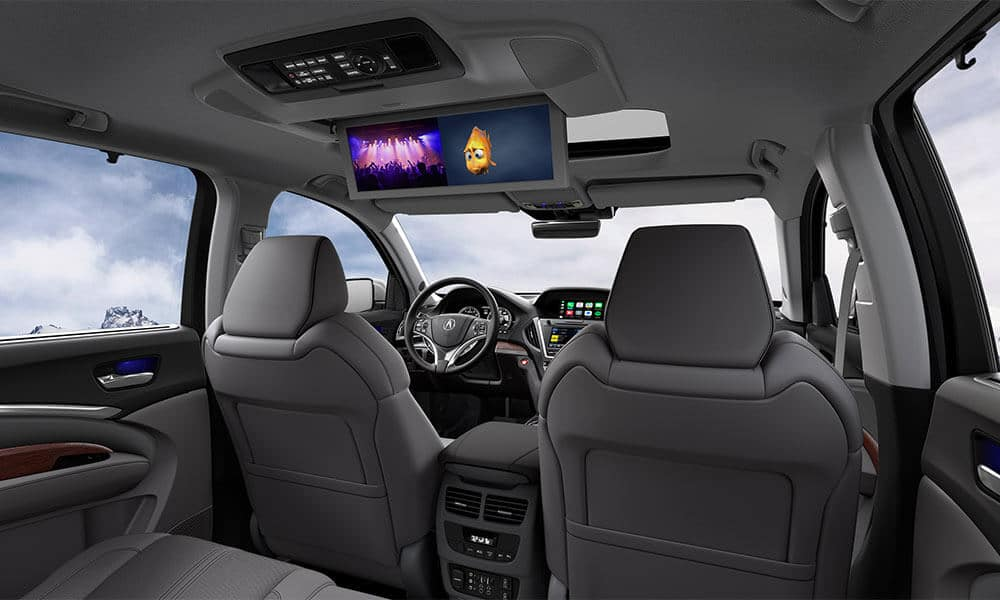 2018 Acura MDX Entertainment