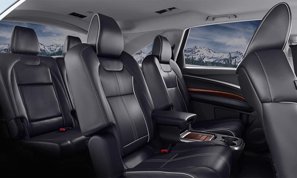 2018 Acura MDX Seats