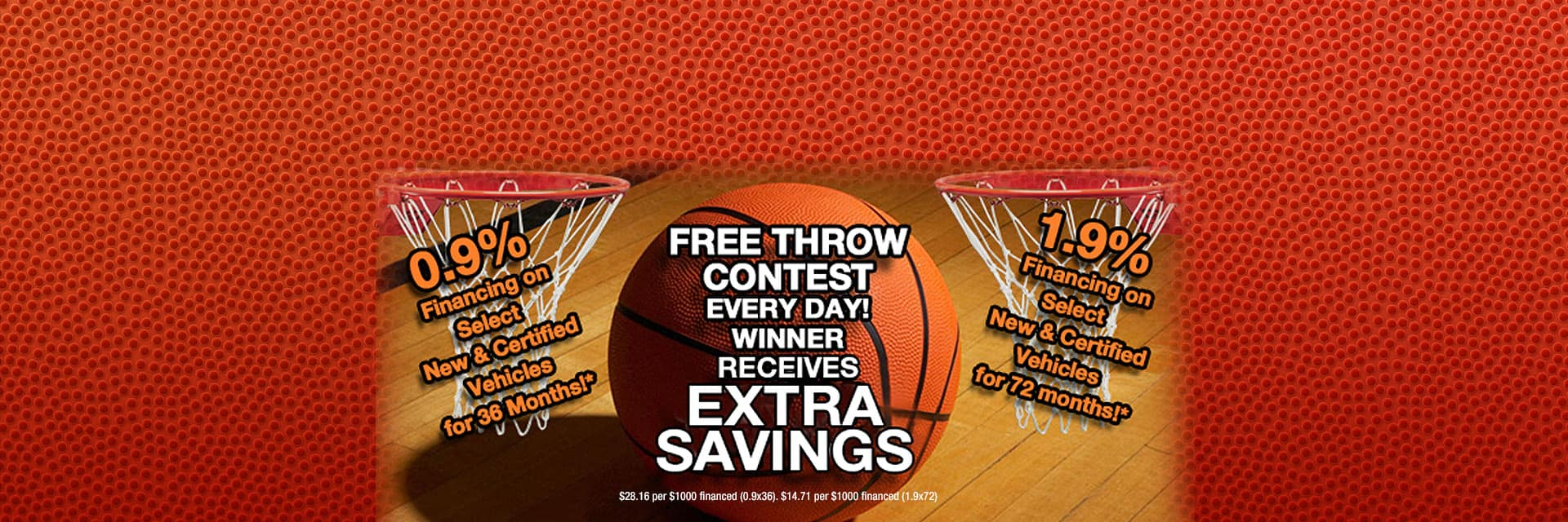 McGrath Acura Free Throw Contest