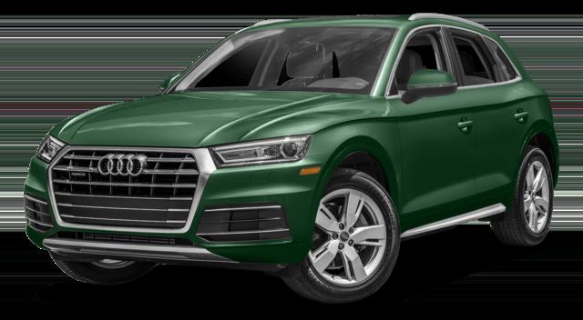 2018 Audi Q5 Green