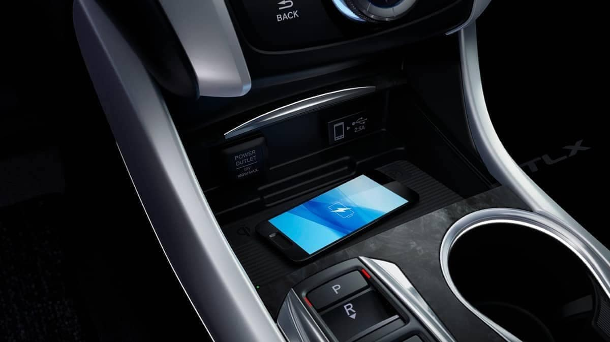 2019 Acura TLX Smartphone