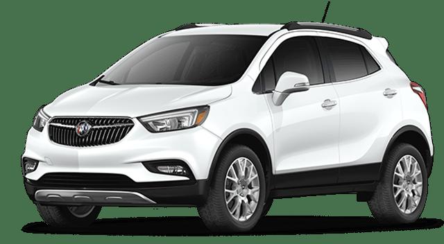 2019 Buick Encore White