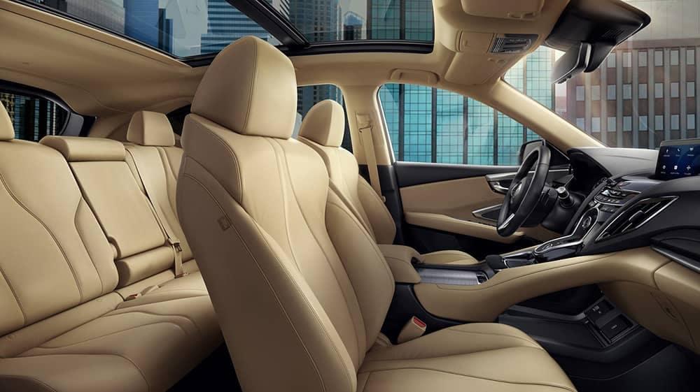 2019 Acura RDX Quiet Interior