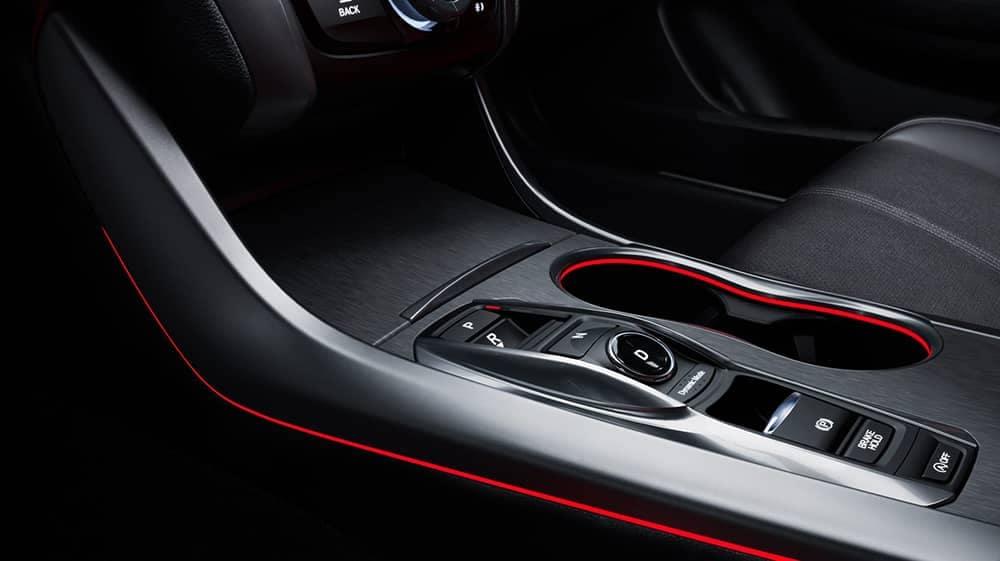 2019 Acura TLX Ambient Lighting