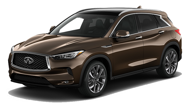 2019 Infiniti QX50 Brown