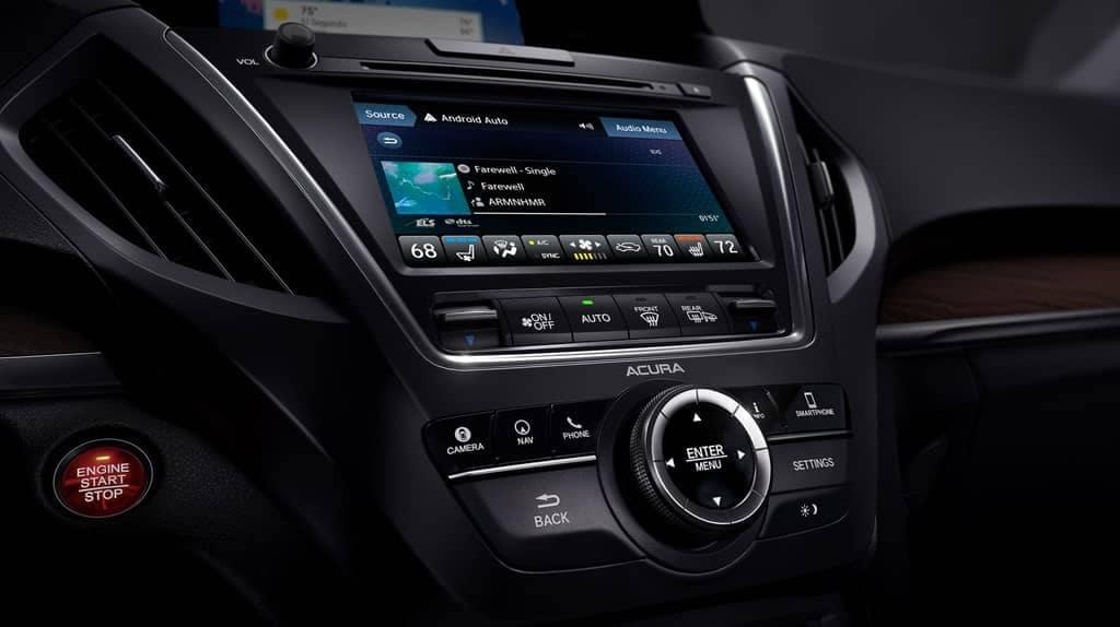 Acura MDX 2019 Technology