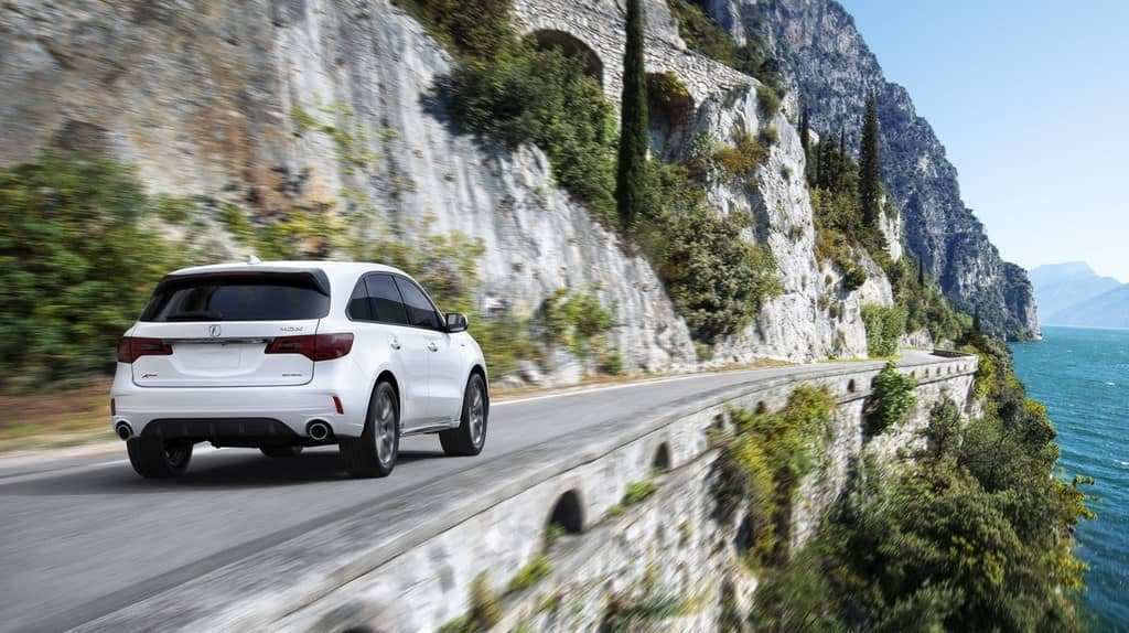 Acura MDX 2019 Cliffside