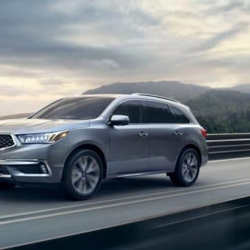 Acura MDX 2019 Driving