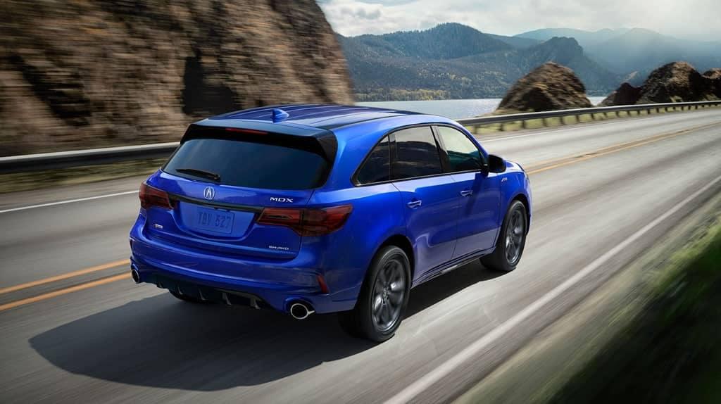 Acura MDX 2019 Rear