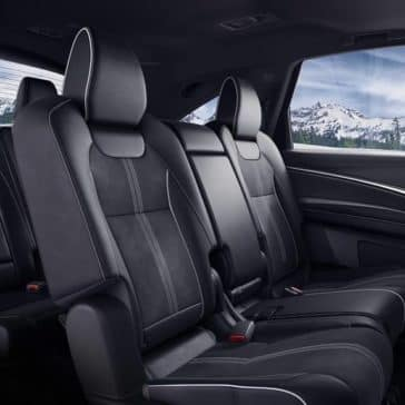 Acura MDX 2019 Seating