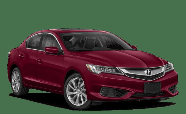 2018 Acura ILX Angled