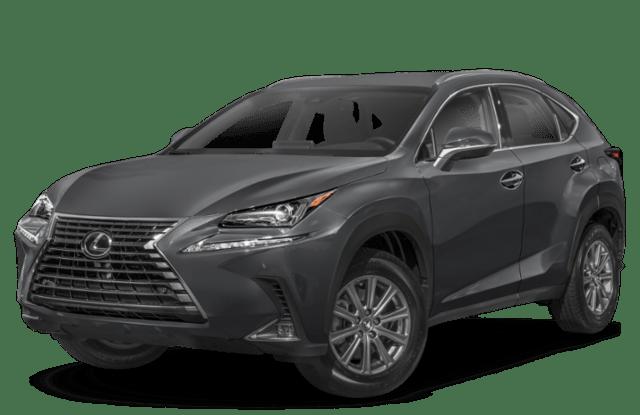 2019 Lexus NX Black