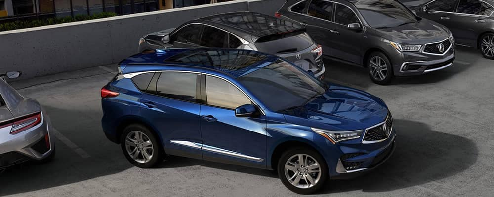 2019 Acura RDX Packages