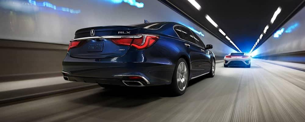2019 Acura RLX Rear