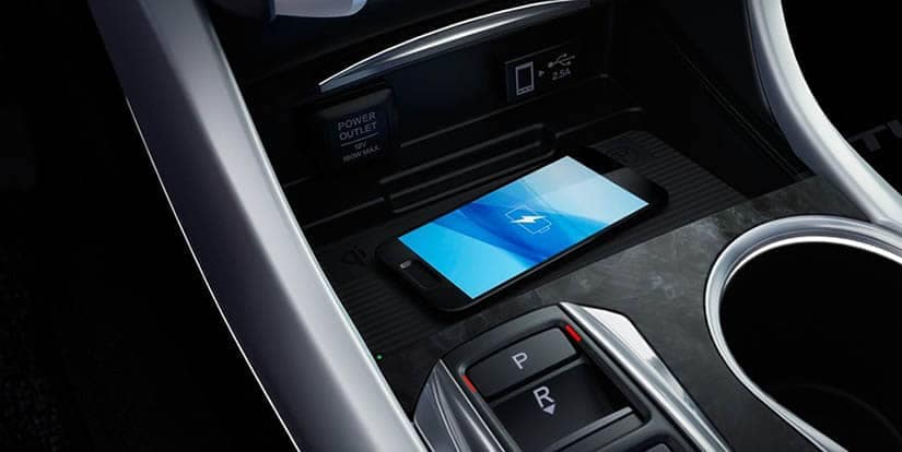 2019 Acura TLX Wireless Charger